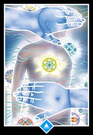 27 healing osho card