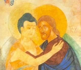 Budha Christ