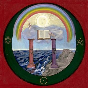 4-apocalypse-seal-the-two-pillars-jaochim-and-boaz-from-the-book-art-inspired-by-rudolf-steiner